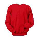 Adult 9.5-oz. Cotton/Poly Blend Crewneck Sweatshirt