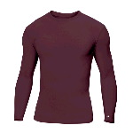 Adult B-Fit Long Sleeve Compression Tee