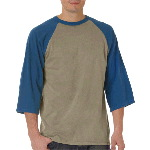 Adult Raglan Sleeve Tee