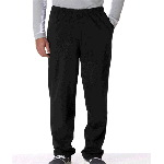 Adult Open-Bottom Sweatpants with Pockets