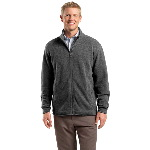 Adult Sweater Fleece Full-Zip Jacket