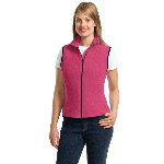 Ladies R-Tek® Fleece Vest