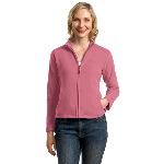 Ladies Activo Microfleece Jacket