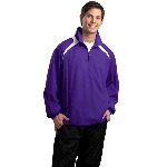 Adult 1/2-Zip Wind Shirt