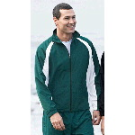 Adult 5-in-1 Performance Full-Zip Warm-Up Jacket