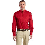 Adult Long Sleeve SuperPro Twill Shirt