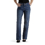 Ladies Comfort Fit Marian Bootcut Jean