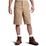 "Mens 13"" Loose Fit Multi-Pocket Work Short"