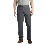 Mens Slim Straight Fit Work Pant