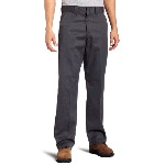 Mens Relaxed Straight Fit Work Pant