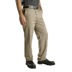 Mens Premium Cotton Flat Front Pant