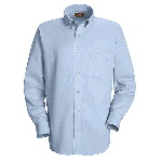 Mens Long Sleeve Button Down Oxford Shirt