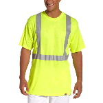 High Visibility Class 2 Short Sleeve Tee