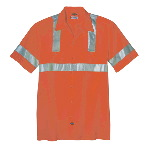 High Visibility Class 2 Short Sleeve Work Shirt