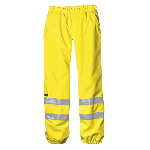 High Visibility Class E Waterproof Pant
