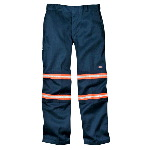 Enhanced Visibility Double Knee Work Pant