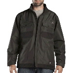 Mens Softshell Ripstop Full Zip Jacket