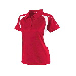 Womens Double Dry Elevation II Polo
