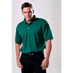 Syntrel Mens Newport Polyester Mesh Polo 