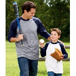 Youth Baseball Tee