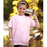 Youth TAGLESS® Short Sleeve Beefy-T®