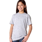 Youth 5.2-oz. ComfortSoft® Heavyweight Cotton Tee