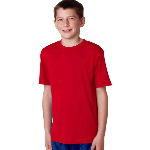 Youth Double Dry® Interlock T-Shirt