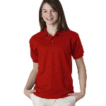 Youth DryBlend® Jersey Polo