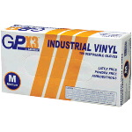 GPX3 Powder Free 3 mil Vinyl Gloves (Case)