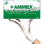 Hand-Specific, Powder Free, Smooth Latex Gloves (Case)