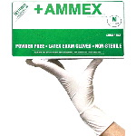 Powder Free Textured Latex Gloves (Case)