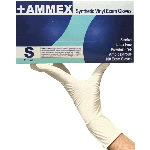Powder Free, Stretch Vinyl Gloves