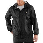 Mens Waterproof Breathable Acadia Jacket, Unlined
