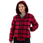 Womens Camden Wool Active Jacket