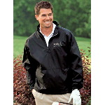 Reebok Packable Quarter-Zip Windshirt