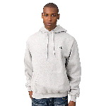 Mens Eco Fleece Pullover Hoodie