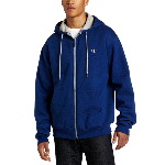 Mens Eco Fleece Full Zip Hoodie