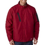 Adult Glacier Polyester Jacket