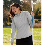 Ladies ClimaWarm Half-Zip Training Top