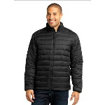 Mens Mission Puffy Jacket