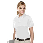 Lady Sentry Jersey Short Sleeve Polo Shirt