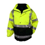 Mens Safety Industry Jacket