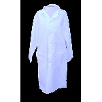 Mens 3 Pocket Lab Coat