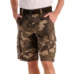 Loose Fit Compound Cargo Short
