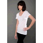 eco MicroModal Fine Jersey Short Sleeve Perfect Tee