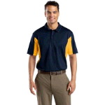 Side Blocked Micropique Sport-Wick Polo