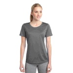 Ladies Heather Contender Scoop Neck Tee