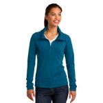 Ladies Sport-Wick Stretch Full-Zip Jacket