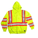 ANSI I Class 3 Hi-Vis Sweatshirt