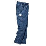 Ring Spun Denim 5-Pocket Jean, Relaxed Fit